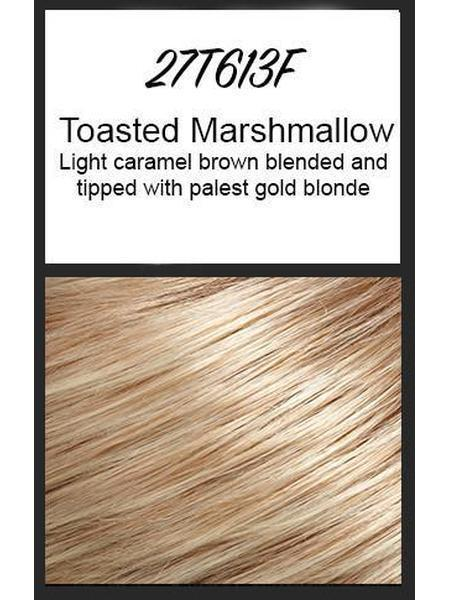 Mariska Petite by Jon Renau, Color: 27T613F (Toasted Marshmallow)