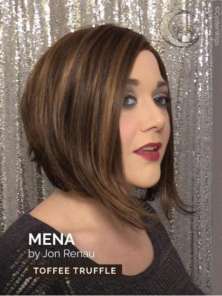 Mena by Jon Renau, Color: FS26/31S6 (Salted Caramel)