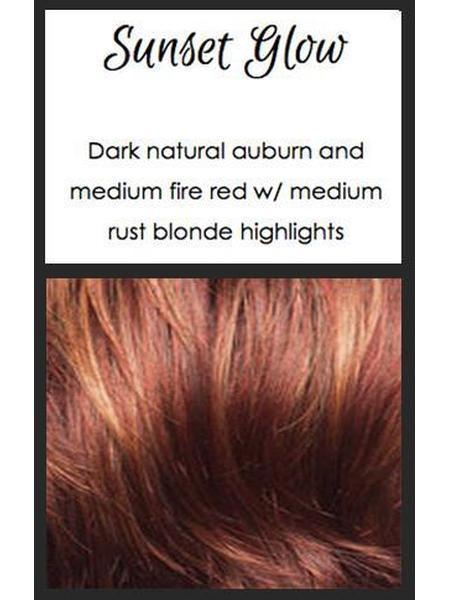 New Wave by TressAllure, Color: Sunset Glow -- BEST DEAL!