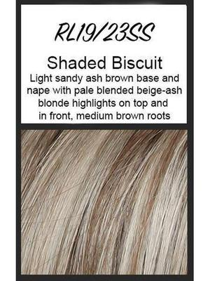 On Point by Raquel Welch, Color: RL19/23SS (Shaded Biscuit)