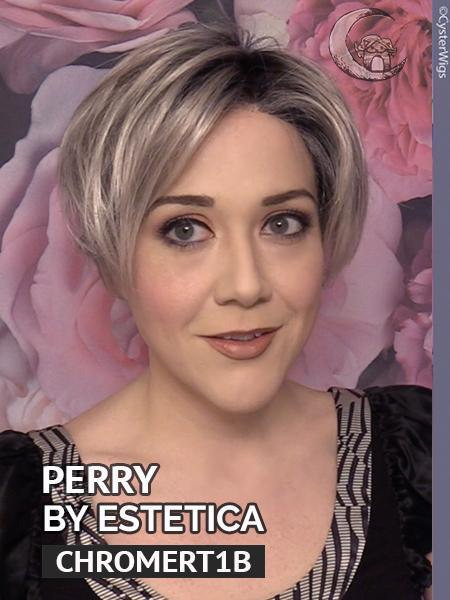 Perry by Estetica, Color: CHROMERT1B
