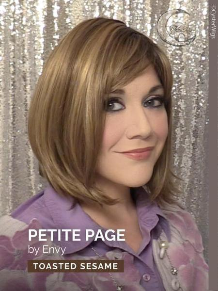 Petite Paige by Envy (Alan Eaton), Color: Dark Brown