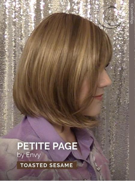 Petite Paige by Envy (Alan Eaton), Color: Light Brown