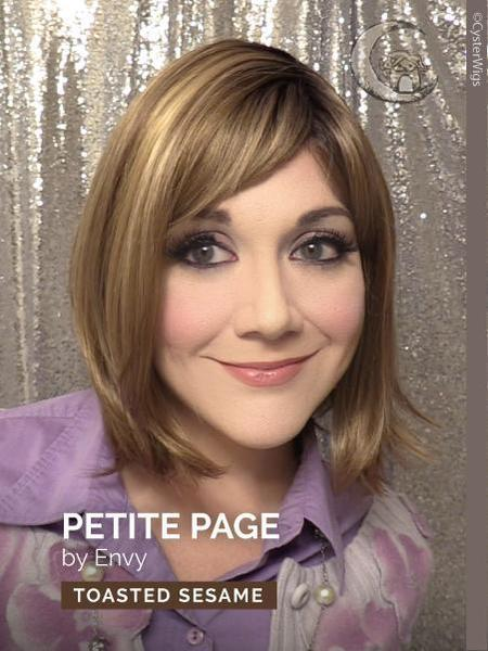 Petite Paige by Envy (Alan Eaton), Color: Light Blonde