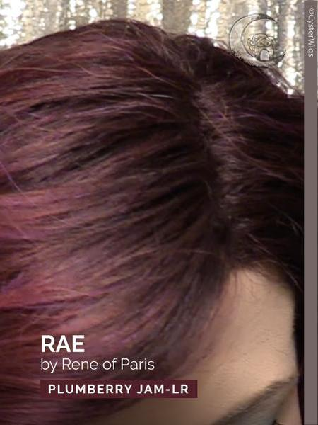 Rae by Rene of Paris Hi Fashion, Color: Silver Stone