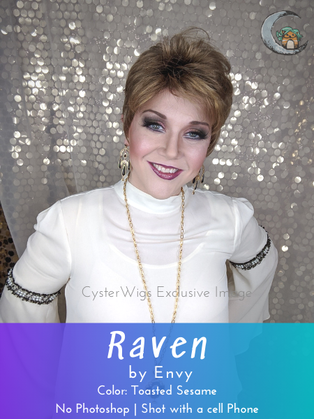 Raven by Envy in color: Toasted Sesame