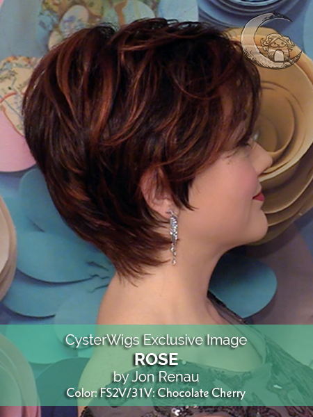 Rose by Jon Renau, Color: 56F51 (Oyster)