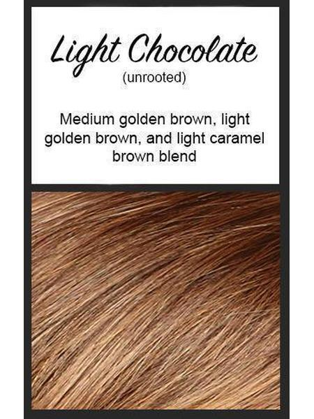 Rosie by Amore, Color: Light Chocolate