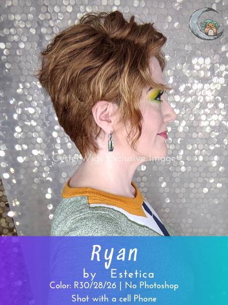 Ryan by Estetica, Color: R30/28/26 -- BEST DEAL!
