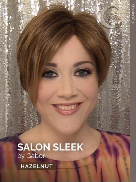 Salon Sleek by Gabor in color: GL8/29 Hazelnut