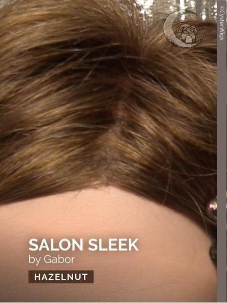 Salon Sleek by Gabor, Color: GL18/23 (Toasted Pecan)