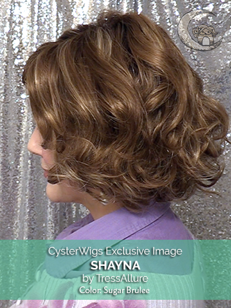 Shayna by TressAllure, Color: Champagne