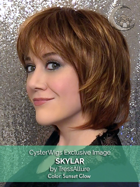 Skylar by TressAllure, Color: Deep Forest