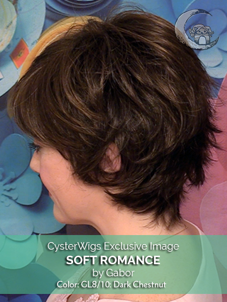 Soft Romance by Gabor, Color: GL1/2 (Double Espresso)