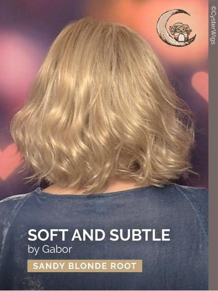 Soft & Subtle Petite-Average by Gabor, Color: GL14/16SS (Shaded Honey Toast)
