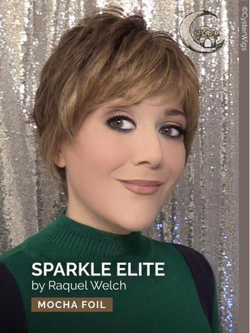 Sparkle Elite by Raquel Welch, Color: R25 (Ginger Blonde)