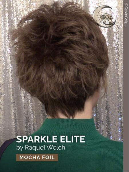 Sparkle Elite by Raquel Welch, Color: R1621S+ (Glazed Sand) -- BEST DEAL!