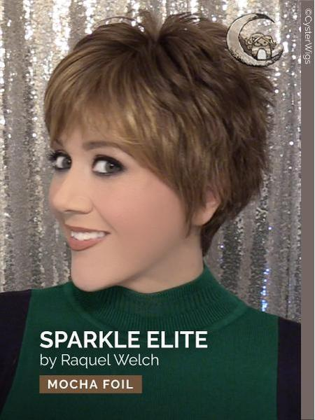 Sparkle Elite by Raquel Welch, Color: R1621S+ (Glazed Sand)