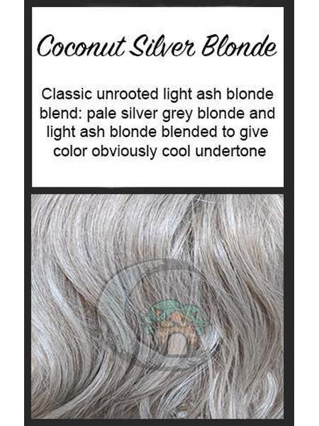 Spice Girl by BelleTress, Color: Coconut Silver Blonde
