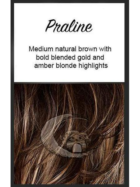 Sultry by Mane Attraction, Color: Praline