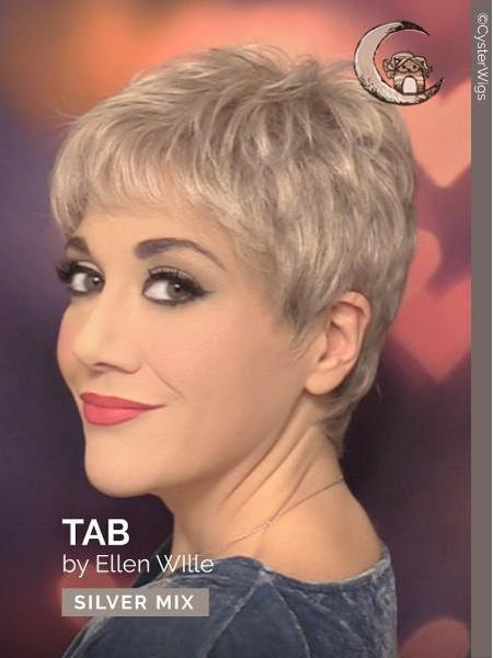 Tab by Ellen Wille, Color: Silver Mix