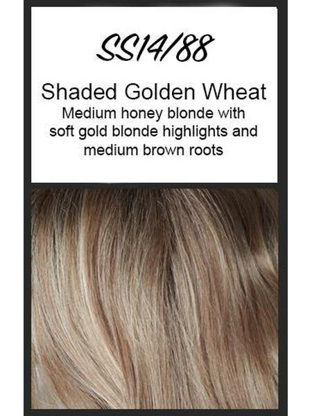 Textured Fringe Bob by HairDo, Color: SS14/88 (Shaded Golden Wheat) -- BEST DEAL!