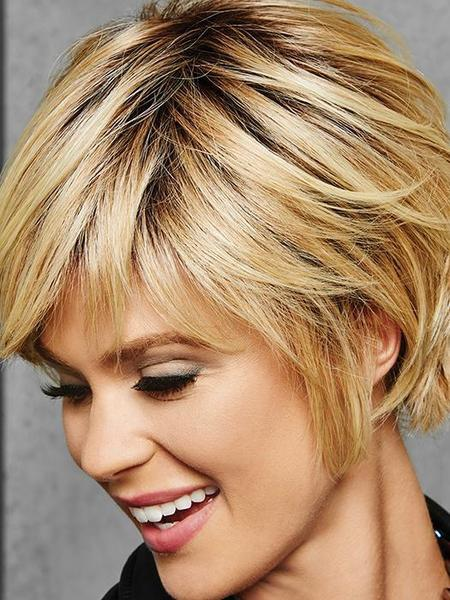 Textured Fringe Bob by HairDo in color: SS14/88