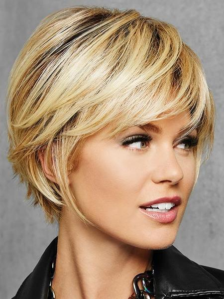 Textured Fringe Bob by HairDo, Color: R829S+ (Glazed Hazelnut)