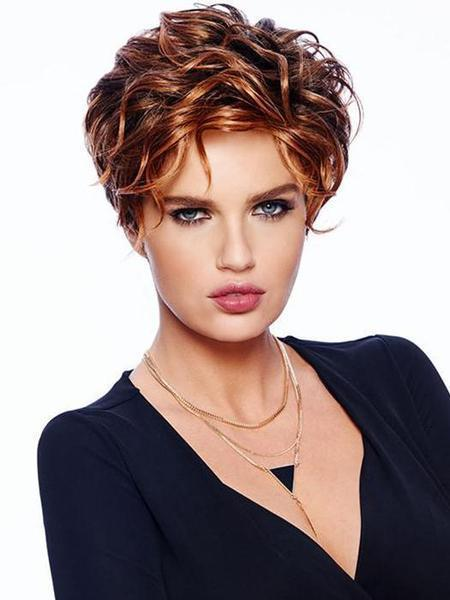 The New Romantic by Raquel Welch, Color: SS4/6 (Shaded Espresso)