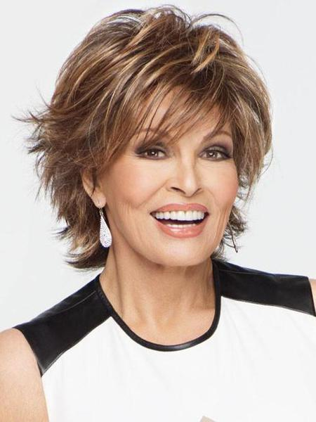Trendsetter by Raquel Welch, Color: R1621S+ (Glazed Sand)