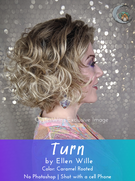 Turn by Ellen Wille, Color: Chocolate Mix