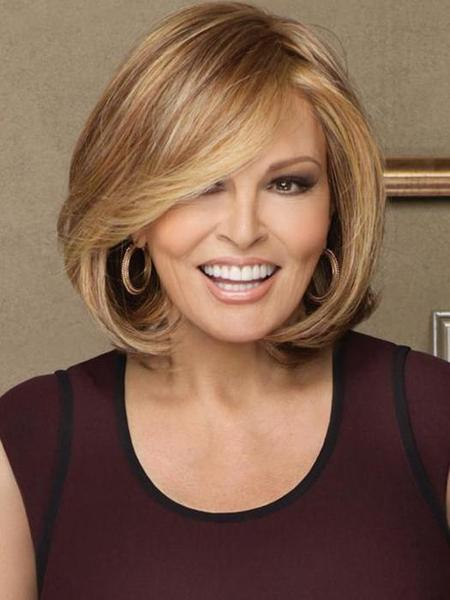 Upstage by Raquel Welch, Color: RL12/22SS (Shaded Cappuccino)