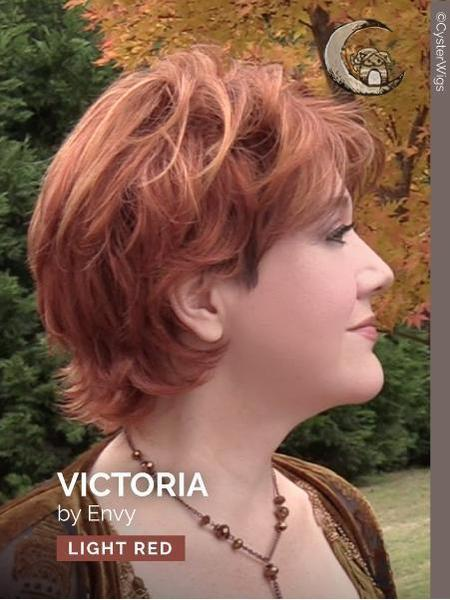 Victoria by Envy (Alan Eaton), Color: Amaretto Cream