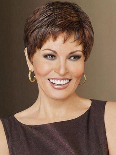 Winner Petite Cap by Raquel Welch, Color: R38 (Smoked Walnut)