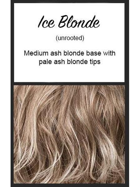 Wyatt by Rene of Paris Hi Fashion, Color: Ice Blonde