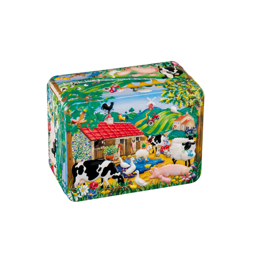 Farmyard Tin