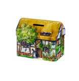 Thatched Cottage Tin