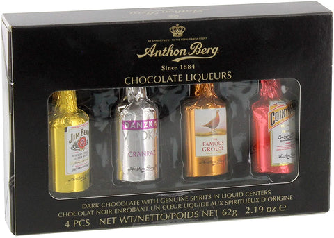 Anthon Berg Chocolate Liqueurs