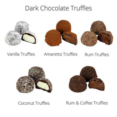 Handmade Dark Chocolates