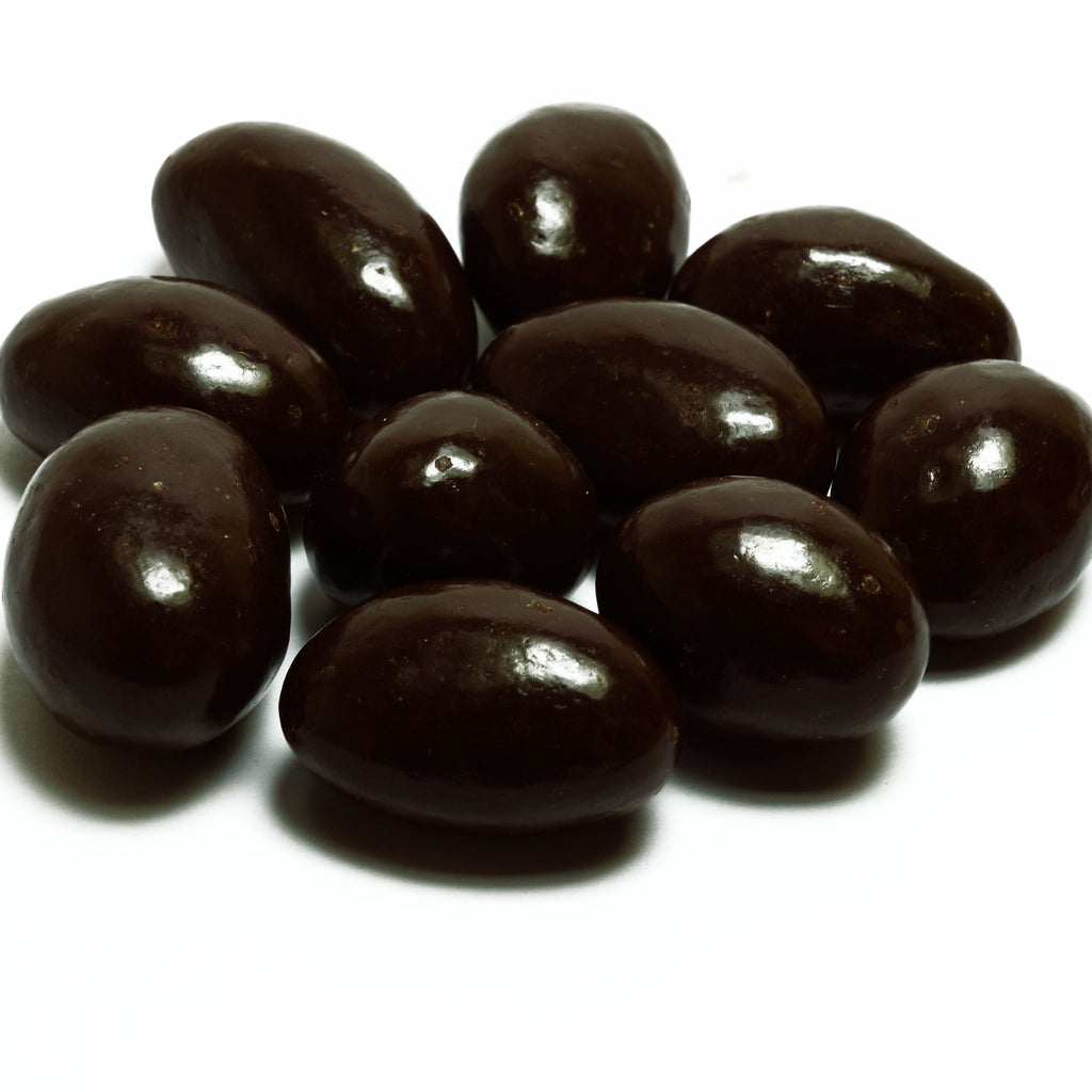 Dark Chocolate Covered Brazil Nuts - Burford Sweet Shop