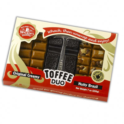 Walkers Toffee Duo