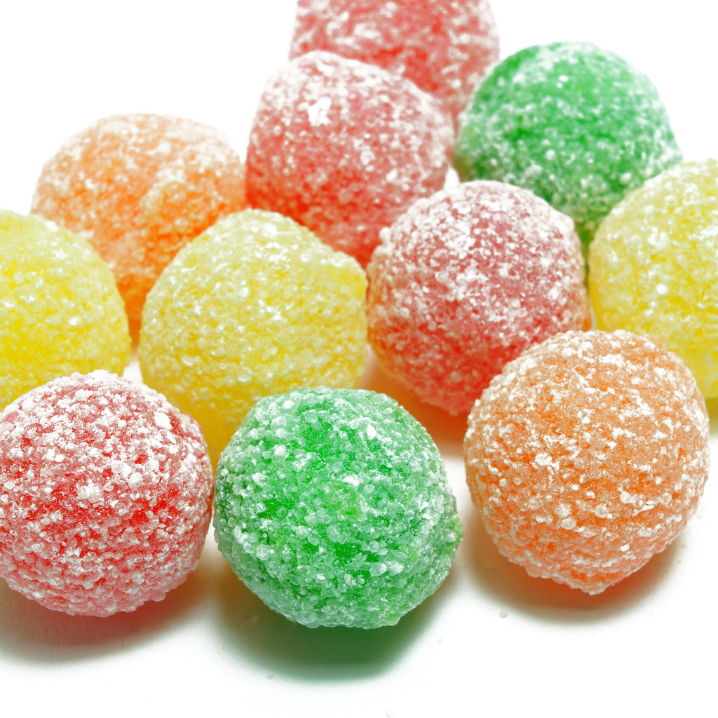 Extreme Mega Sours (fruits) - Burford Sweet Shop