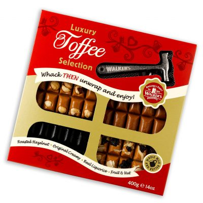 Walkers Toffee Hammer Selection