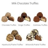 Handmade Milk Chocolates