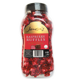 Raspberry Ruffles (Jamesons)