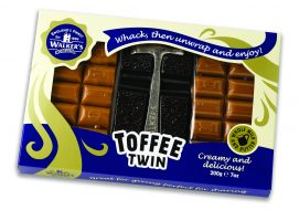 Walkers Toffee Twin