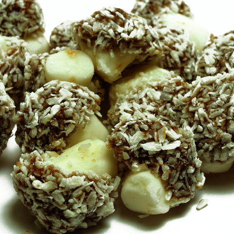 Coconut Mushrooms