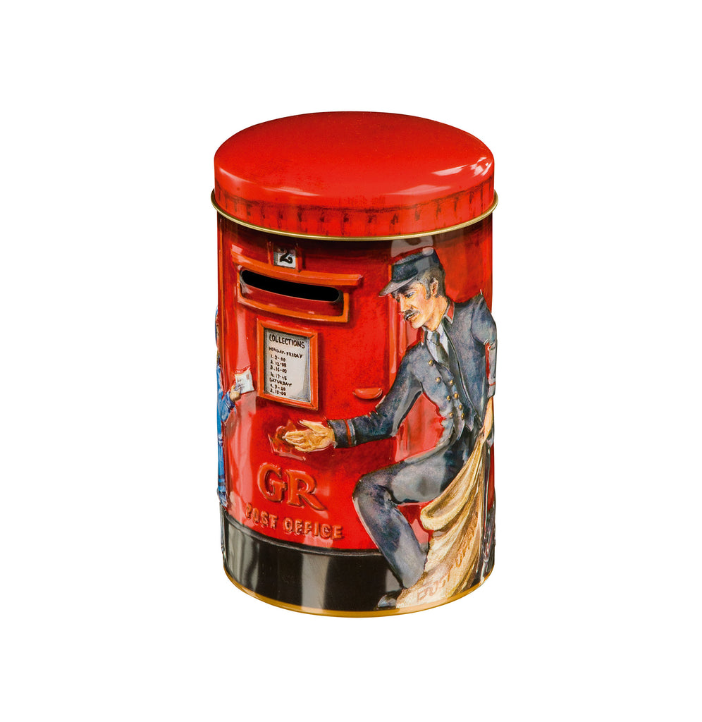 Postbox Tin (Churchill's)