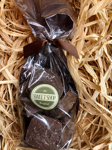 Chocolate Covered Cinder Toffee Bag