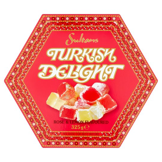 Sultans Rose and Lemon Turkish Delight